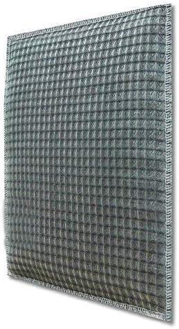 57,1/x 114,3/cm extra protezione contro particelle di polvere e batteri Airborne Originallife Green Eco Mat DIY aria condizionata a//c/ /Filtro lavabile e riutilizzabile nero