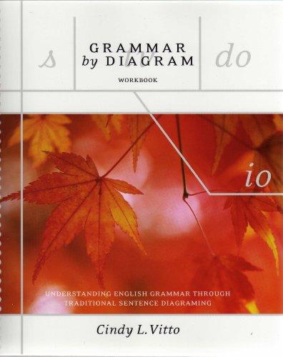 Grammar By Diagram - Second Edition Workbook: Understanding English Grammar Through Traditional Sentence Diagraming - Sentence Diagramming Workbook