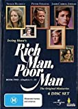 Rich Man, Poor Man (Book II) - 6-DVD Set ( Rich Man Poor Man - Book 2 (Chapters 1-22) ) [ NON-USA FORMAT, PAL, Reg.0 Import - Australia ]