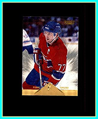 1996-97 Pinnacle Rink Collection #22 Pierre Turgeon Montreal Canadiens