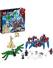LEGO Spider-man - Araña Reptadora de Spider-Man (76114)