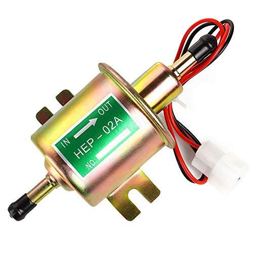 carburetor electric fuel pump - 9