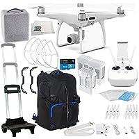 DJI Phantom 4 PRO Quadcopter Ultimate Travel Backpack Bundle Kit
