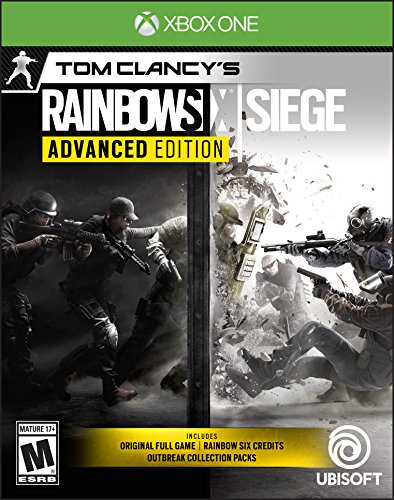 Best rainbow six siege xbox one skin list