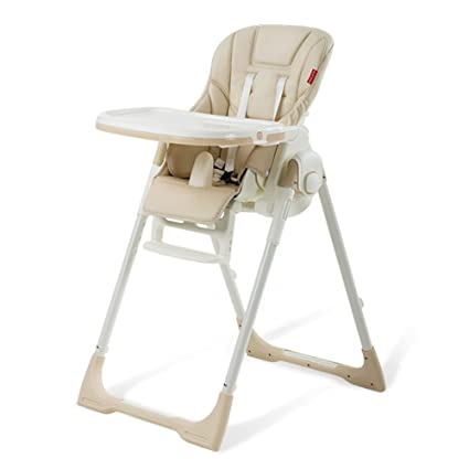 Silla para bebé Silla de Comedor para bebés Silla Plegable ...