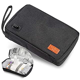 Portable Wipe Warmer, Lupantte USB Baby Wipes Warmer, Wipe Holder Case, Baby Wipe Dispenser, Farewell The Cold Baby Wipes. Power by Car Charger, Power Bank, or Any USB Power 5V 2A.