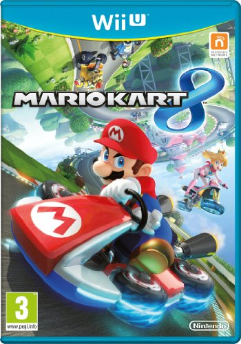Third Party – Mario Kart 8 Occasion [ WII U ] – 0045496333133