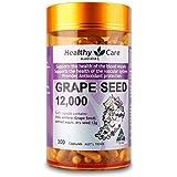 HealthyCare 葡萄籽精华胶囊 300粒 (1瓶价)