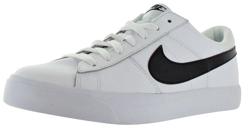 Amazon.com   Nike Men's Match Supreme LTR White / Black - Black - White  Casual Shoe - 11 D(M) US   Fashion Sneakers