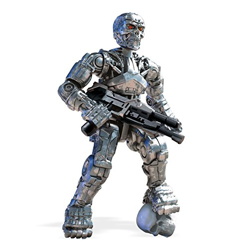 Mega Construx Heroes Terminator T800 Building Set from Mega Construx