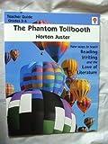 The Phantom Tollbooth Teacher Guide, Novel Units, Inc. Staff, 1561372900