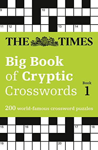 the-times-big-book-of-cryptic-crosswords-book-1-200-world-famous-crossword-puzzles