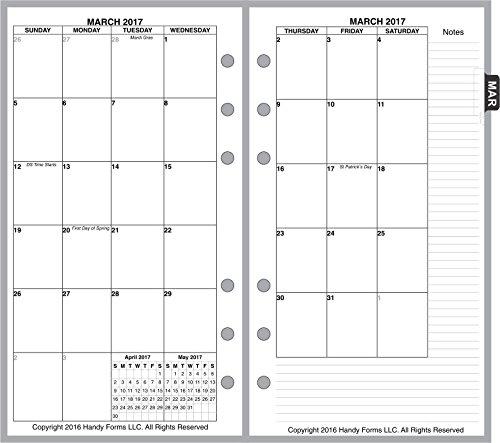 galleon filofax 2016 refill personal compact day per