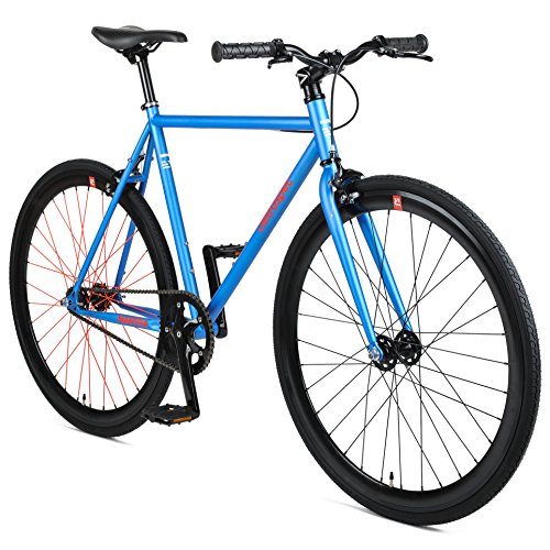 Retrospec by Westridge Mantra V2 Single Speed Fixed Gear Bicycle