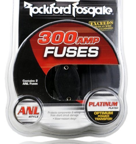 Rockford Model (Rockford Fosgate 300 Amp ANL Fuse Model: RFFA300 Car/Vehicle Accessories/Parts)
