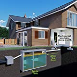 Septic Tank Treatment - 1 Year Supply of