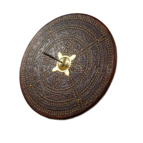 - Deepeeka- PRH303 Scottish Culloden Targe - Medieval Functional Shields