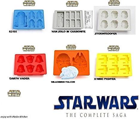 Compra Joyoldelf - Moldes silicona, moldes star wars, moldes para ...