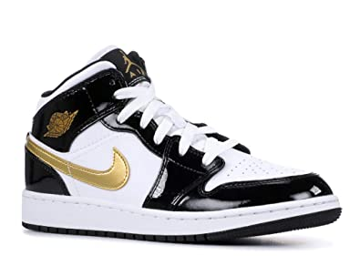 cfa6b61e01d4 Image Unavailable. Image not available for. Color  Jordan Air 1 Mid Se (Gs)  ...