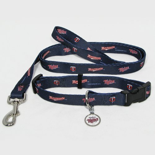 Hunter Minnesota Twins Pet Collar, X-Small