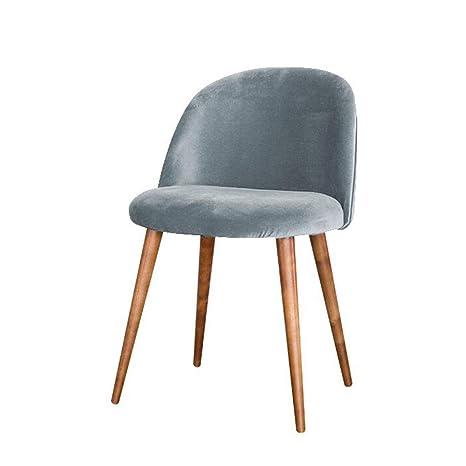 Amazon.com: Betty Silla / silla pequeña / sillón de tela ...
