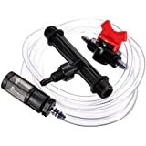 Actopus 1/2 Inch Irrigation Venturi Fertilizer Kit Mixer Injectors Tube Switch Filter