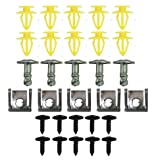 MSI Auto Seat Ibiza, Leon, Altea, Toleda, Alhambra Bumper, Trim, Wheel Arch, Door Panel, Side Moulding, Engine Cover Screws