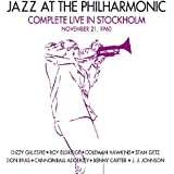 Jazz at The Philharmonic Live in Stockholm 1960 (3CD)