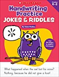 Handwriting Practice: Jokes & Riddles - Best Reviews Guide