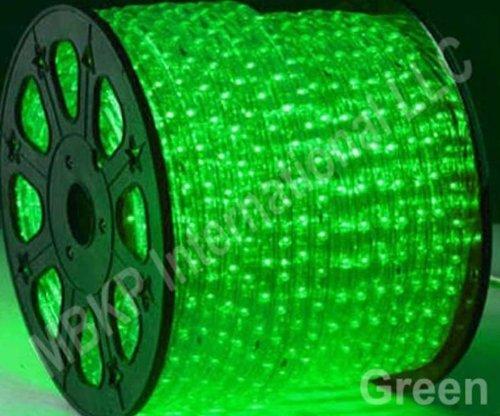 MBKP GREEN LED Rope Lights Auto Home Christmas Lighting 4...