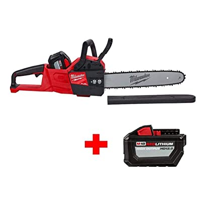 most powerful cordless chainsaw