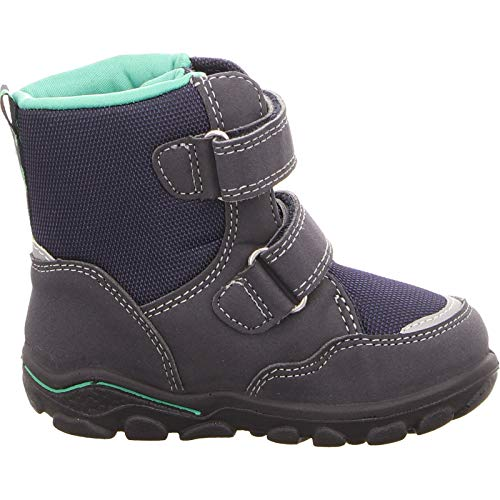 Bleu Lurchi Mixte Atlantic Bébé 32 Kev Sympatex Bottines Green fznzSr