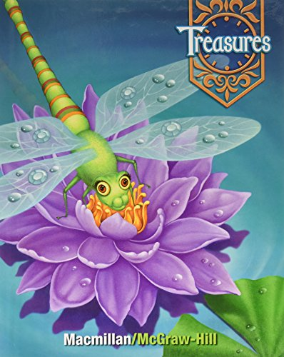Treasures: A Reading Language Arts Program Grade 2 Book 2