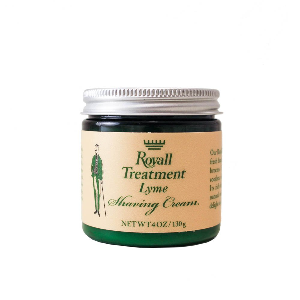 Royall Lyme By Royall Fragrances Shaving Cream 4 Oz 133
