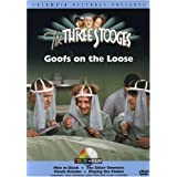 The Three Stooges - Goofs on the Loose (Colorized / Black & White)