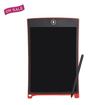 Pizarra digital de 22 cm, incluye lápiz capacitivo: Amazon ...