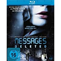 Messages Deleted (2009) (Blu-Ray)