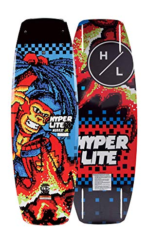 Hyperlite 2019 Murray JR Wakeboard 120 with Formula Boots 4-8