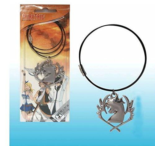 Spring Snow Fairy Tail Horse Association Symbol Cosplay Special Design Necklace -