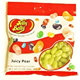 Jelly Belly Jelly Beans - Pick Any Flavor - (Size Varies by Flavor [3 oz to 3.5 oz]) (Juicy Pear)