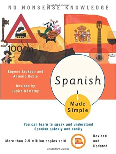 Amazon.com: Spanish Made Simple: Revised and Updated ...