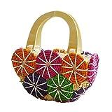 FTSUCQ Womens Handmade Crochet