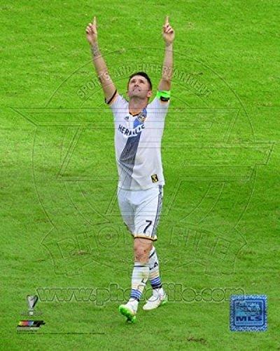 Robbie Keane Overtime Goal 2014 MLS Cup Final Sports Photo (8 x 10)