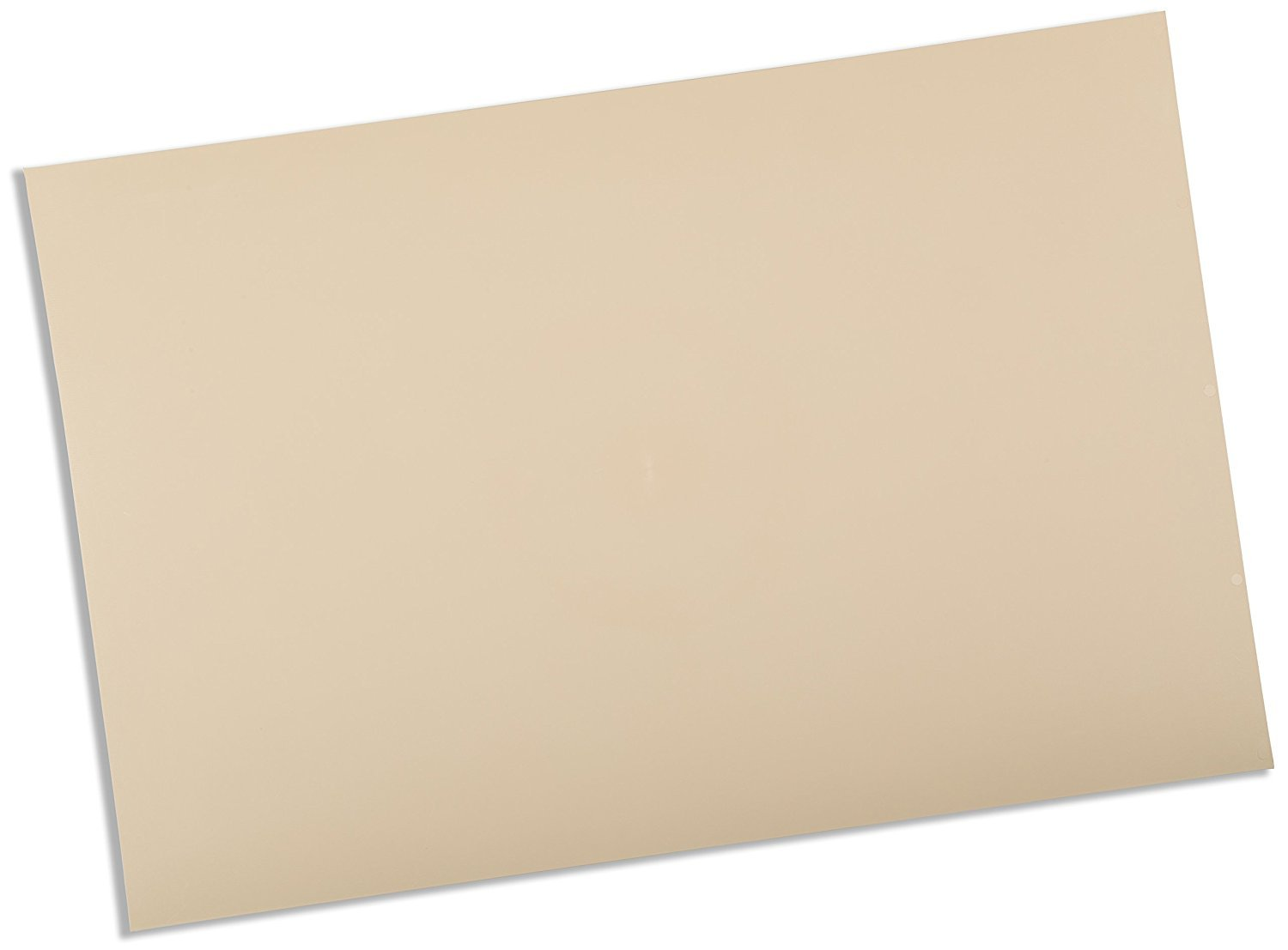 Rolyan Splinting Material Sheet, Ezeform, Beige, 1/8'' x 18'' x 24'', Solid, Single Sheet