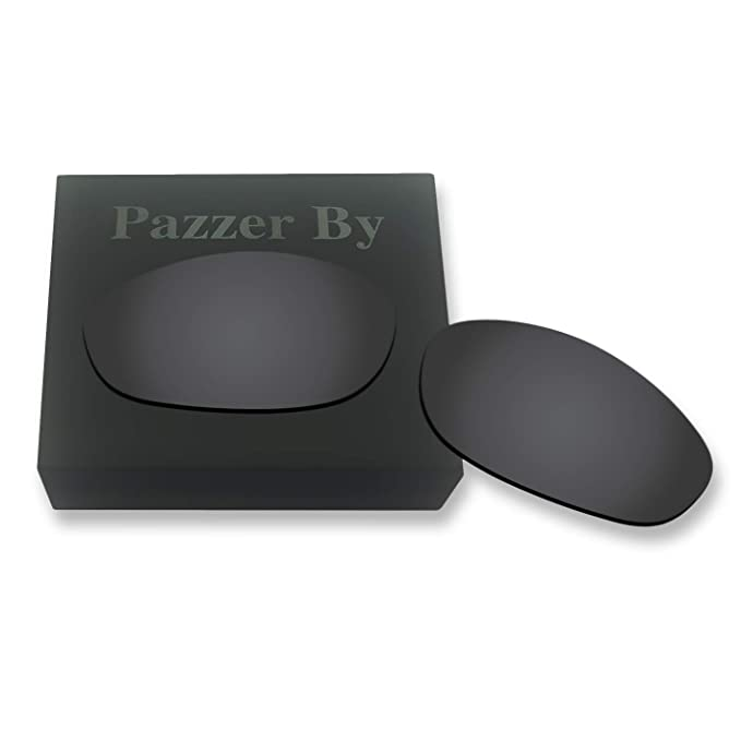 c8146cf268 Amazon.com  Polarized Replacement Lenses for Oakley Monster Dog - Black   Clothing