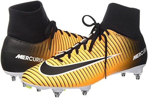 Vi Calcio Victory black Nike Da Sg Orange white laser volt Arancione Uomo Mercurial Df Scarpe Uqw5Ea0