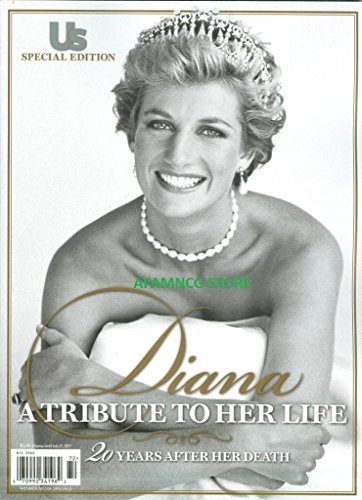 US Special Edition 2017, Princess Diana 20 Years After Her Death