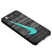 NIKE MINT JUST DO IT WOODEN usabr for Iphone Case (iPhone 6 Black)