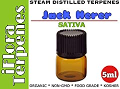 iFlora Terpenes are food-grade flavor ingredient, extracted from the highest quality plant material. iFlora Terpenes are the concentrated essence of your favorite strains in the palm of your hand.  How to use:  1 gram of concentrate requires ...