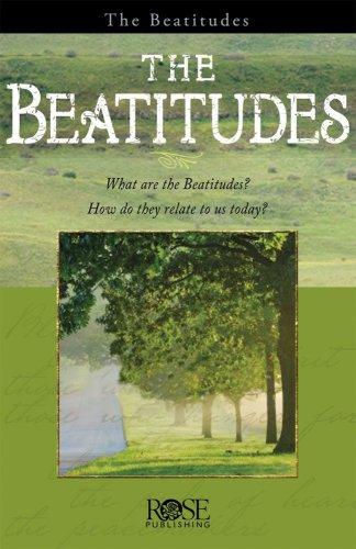 Beatitudes pamphlet: Jesus' Sermon on the - In Ma Mall Burlington